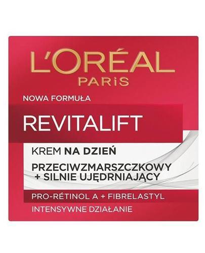 L'OREAL REVITALIFT Przeciwzmarszczkowy krem silnie ujędrniający na dzień - 50 ml