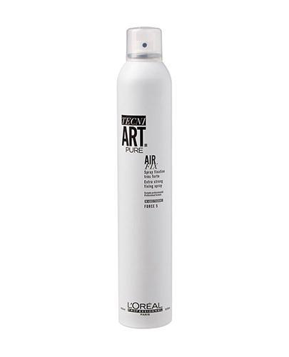L'Oreal Tecni Art Pure Air Fix Spray do włosów utrwalający Force 5 - 400 ml - cena, opinie, stosowanie - Apteka internetowa Melissa