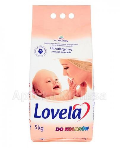 LOVELA Proszek do prania hipoalergiczny do koloru - 5 kg - Apteka internetowa Melissa
