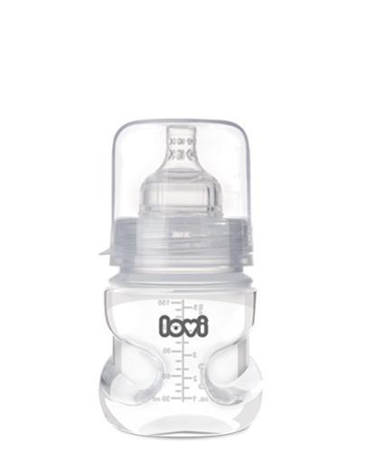 LOVI Butelka samosterylizująca 0m+ 21/573 - 150 ml - Apteka internetowa Melissa