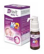 INFAVIT BABY Witamina K+D3 dla niemowląt karmionych piersią - 9 ml Data ważności: 2018.03.31 - Apteka internetowa Melissa