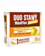 DUO STAWY MaxiFlex Glukozamina - 30 tabl. mus. - Apteka internetowa Melissa