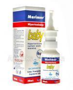 MARIMER BABY Hipertoniczny roztwór wody morskiej - 30 ml - Apteka internetowa Melissa
