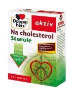 DOPPELHERZ AKTIV Na cholesterol - 30 kaps. - Apteka internetowa Melissa