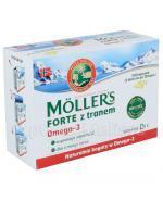 MOLLERS FORTE - 150 kaps. - Apteka internetowa Melissa