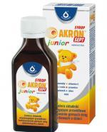 AKRON SEPT JUNIOR Syrop - 100 ml - Apteka internetowa Melissa