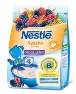 NESTLE Kaszka ryżowa owoce leśne, po 4 miesiącu - 180 g  - Apteka internetowa Melissa