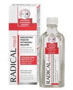 IDEEPHARM RADICAL MED Koncentrat przeciw wypadaniu włosów - 100 ml - Apteka internetowa Melissa