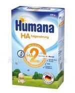 HUMANA HA 2 Mleko modyfikowane w proszku - 500 g Data ważności 2021.07.23