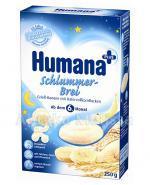 HUMANA Kaszka mleczna na dobranoc bananowa - 250 g - Apteka internetowa Melissa
