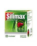 SILIMAX 70 mg - 30 kaps. - Apteka internetowa Melissa