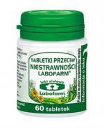 LABOFARM Tabletki przeciw niestrawności - 60 tabl. - Apteka internetowa Melissa