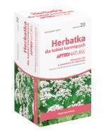 APTEO NATURA FIX Herbatka dla kobiet karmiących - 20 sasz. - Apteka internetowa Melissa