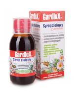 GARDLOX Syrop ziołowy z miodem - 120 ml