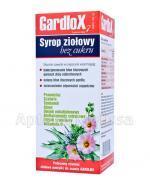 GARDLOX Syrop ziołowy bez cukru - 120 ml