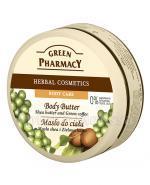 GREEN PHARMACY Masło do ciała masło shea i zielona kawa - 200 ml - Apteka internetowa Melissa