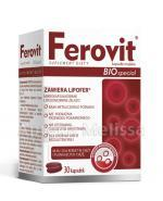 FEROVIT BIO SPECIAL - 30 kaps. - Apteka internetowa Melissa