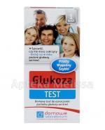 HYDREX GLUKOZA TEST Test do oznaczania poziomu glukozy we krwi - 1 szt. - Apteka internetowa Melissa
