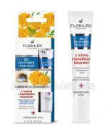 FLOS-LEK Żel z luteiną i świetlikiem lekarskim do powiek i pod oczy - 15 ml - Apteka internetowa Melissa