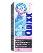 QUIXX BABY Krople do nosa - 10 ml - Apteka internetowa Melissa