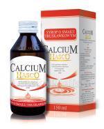 HASCO CALCIUM Syrop o smaku truskawkowym - 150 ml - Apteka internetowa Melissa