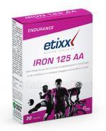ETIXX IRON 125 AA - 30 kaps. - Apteka internetowa Melissa