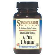 SWANSON AjiPure L-Arginina - 60 kaps. - Apteka internetowa Melissa