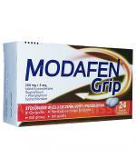 MODAFEN GRIP - 24 tabl. - Apteka internetowa Melissa