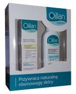 OILLAN BALANCE Multi-lipidowy krem do twarzy - 40 ml + OILLAN BALANCE Dermatologiczny żel micelarny do mycia twarzy - 150 ml - Apteka internetowa Melissa