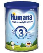 HUMANA 3 Mleko modyfikowane w proszku następne - 350 g - Apteka internetowa Melissa
