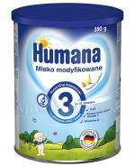 HUMANA 3 Mleko modyfikowane w proszku następne bananowo-waniliowe - 350 g - Apteka internetowa Melissa