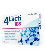 4 LACTI IBS - 20 kaps. - Apteka internetowa Melissa