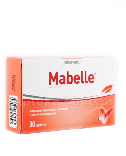 MABELLE - 30 tabl. - Apteka internetowa Melissa