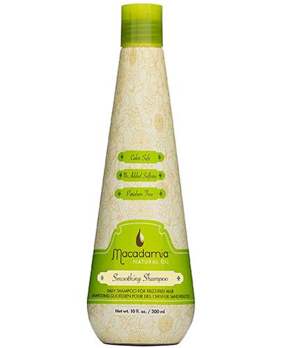 Macadamia Natural Oil Smoothing Shampoo Szampon wygładzający do wszystkich typów włosów - 300 ml - cena, opinie, stosowanie