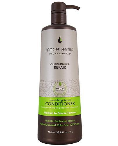 Macadamia Professional Ultra Rich Repair Nawilżająca odżywka do włosów bardzo grubych - 1000 ml - cena, opinie, wskazania