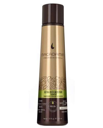 Macadamia Professional Ultra Rich Repair Nawilżający szampon do włosów bardzo grubych - 300 ml - cena, opinie, wskazania - Drogeria Melissa
