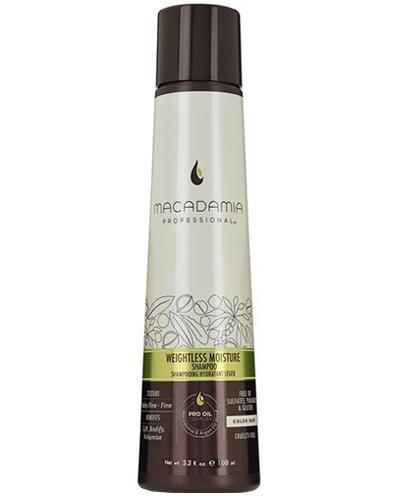 Macadamia Professional Weightless Nawilżająca odżywka do włosów cienkich - 100 ml - cena, opinie, właściwości