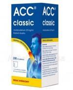ACC CLASSIC Roztwór doustny smak wiśniowy - 200 ml