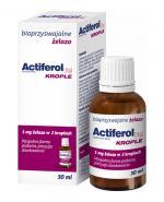 ACTIFEROL FE Krople - 30 ml - Apteka internetowa Melissa