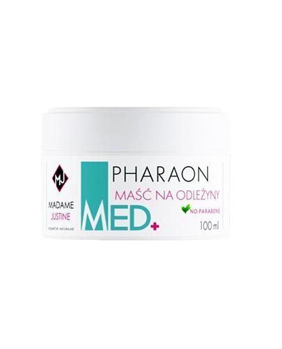 Madame Justine Pharaon Med maść na odleżyny - 100 ml - cena, opinie, właściwości  - Apteka internetowa Melissa
