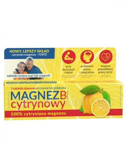 MAGNEZ B6 Uniphar - 100 tabl. - Drogeria Melissa
