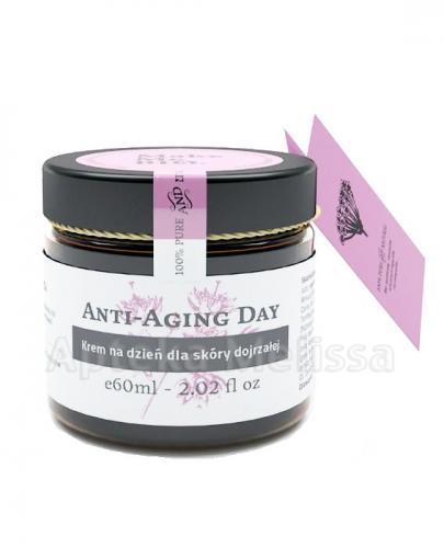 MAKE ME BIO ANTI-AGING DAY Krem na dzień dla skóry dojrzałej - 60 ml