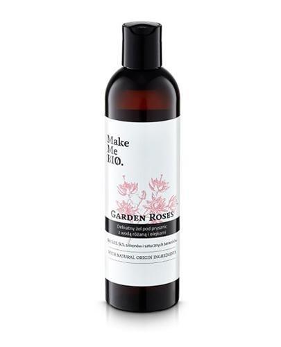 Make Me Bio Garden Roses Delikatny żel Pod Prysznic 300 Ml