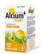 ALCIUM+ Lizaki - 6 szt. - Apteka internetowa Melissa
