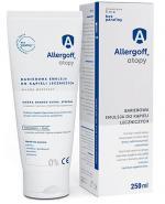 ALLERGOFF ATOPY Barierowa emulsja do kąpieli leczniczych - 250 ml - Apteka internetowa Melissa