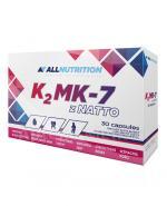 ALLNUTRITION K2 MK-7 z natto - 30 kaps. - Apteka internetowa Melissa