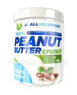 ALLNUTRITION Peanut butter crunch - 1 kg - Apteka internetowa Melissa