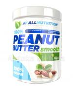 ALLNUTRITION Peanut butter smooth - 1 kg  - Apteka internetowa Melissa
