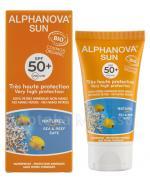 ALPHANOVA SUN Bio krem przeciwsłoneczny SPF50+ - 50 g - Apteka internetowa Melissa