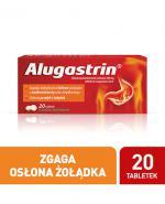 ALUGASTRIN - 20 tabl.